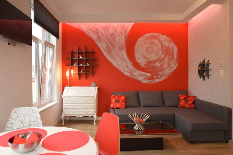 Vakantiewoning België, Luik, Spa Appartement BE-0008-22