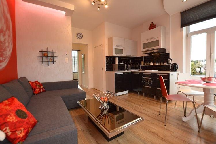 Appartement  met wifi  Spa  Leuke en cosy woning met eigen garage, op loopafstand van het centrum van Spa
