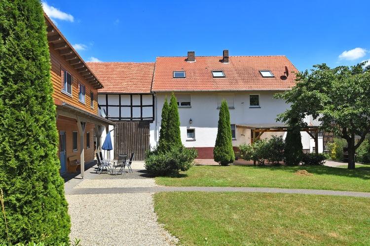Duitsland | Hessen | Appartement te huur in Bad-Wildungen   met wifi 6 personen