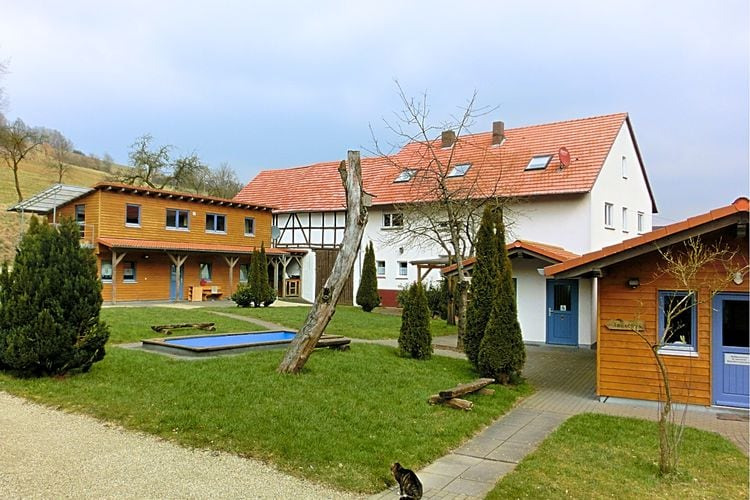 Am Ferienbauernhof - FW 5 - Apartment - Bad Wildungen