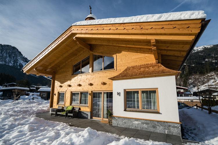 Vakantiehuizen Oostenrijk | Salzburg | Vakantiehuis te huur in Wald-im-Pinzgau   met wifi 8 personen