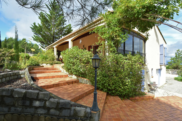 Vakantiewoning Frankrijk, Languedoc-roussillon, Montbrun-des-Corbières Villa FR-00017-31