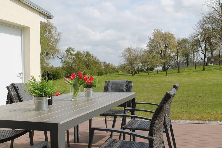 Vakantiehuis  met wifi  Lübberstorf  Ferienhaus Im Gutshofpark mit Sauna