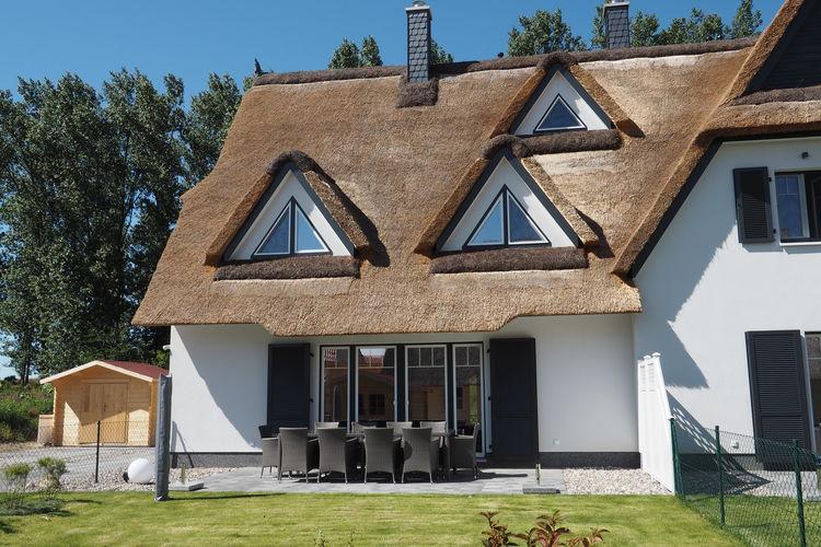 vakantiehuis Duitsland, Ostsee, Rerik vakantiehuis DE-00019-79