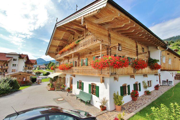 Kirchberg Vakantiewoningen te huur Frangl 1
