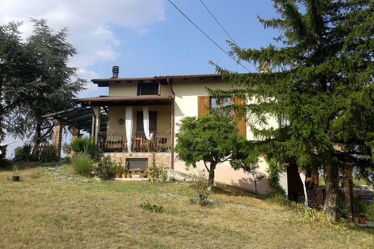 Vakantiehuizen Italie | Italiaanse-Meren | Boerderij te huur in Montecalvo-Versiggia met zwembad  met wifi 6 personen