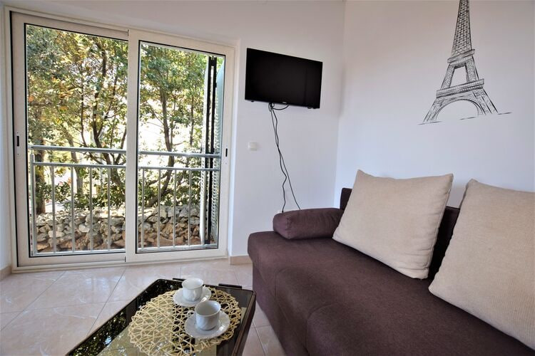Appartement Kroatië, eld, Mandre Appartement HR-00007-60