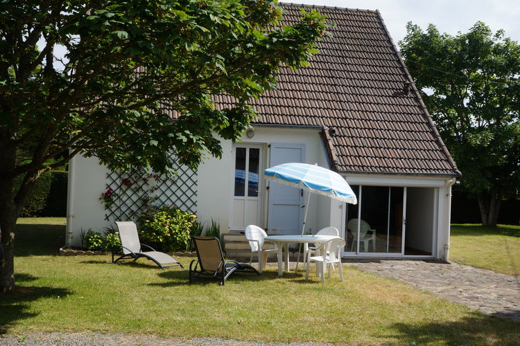 vakantiehuis Frankrijk, Normandie, St. Germain-Sur-Ay vakantiehuis FR-50430-31