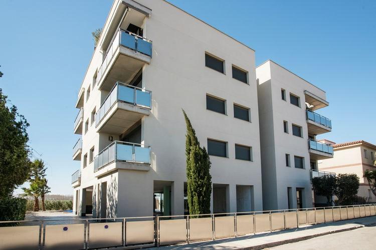 Appartement met zwembad met wifi  Sant-Pere-PescadorBon Relax Flat 2