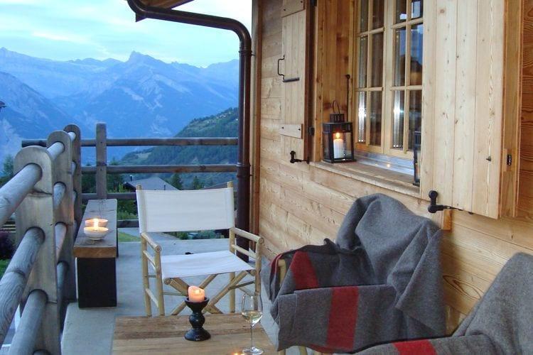 Ferienhaus Gemütliches Chalet in La Tzoumaz mit privater Terrasse (2279131), Mayens-de-Riddes, 4 Vallées, Wallis, Schweiz, Bild 32