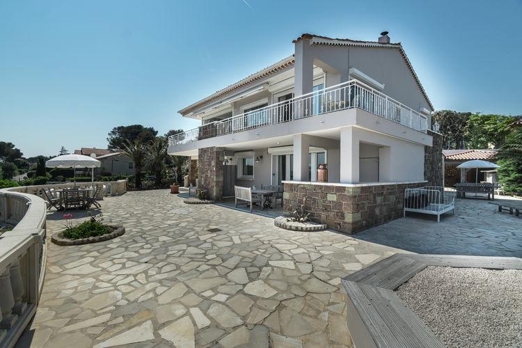 Villa Frankrijk, Provence-alpes cote d azur, Les Issambres Villa FR-83380-55