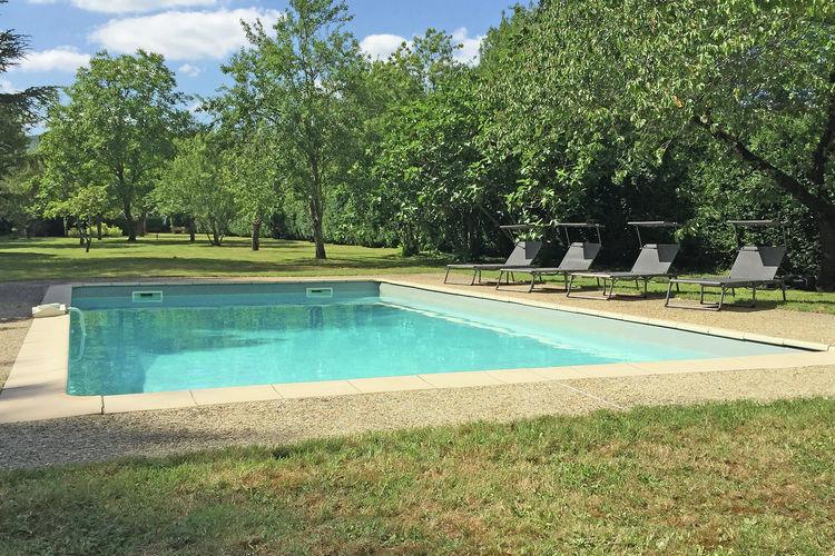 Woning Frankrijk | Languedoc-roussillon | Vakantiehuis te huur in Chalabre met zwembad  met wifi 6 personen