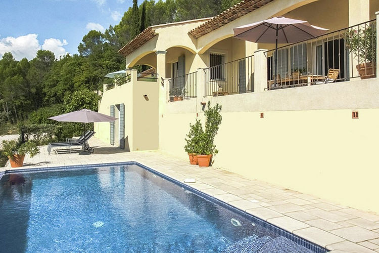 Vakantiewoning Frankrijk, Provence-alpes cote d azur, Bargemon Villa FR-00017-50