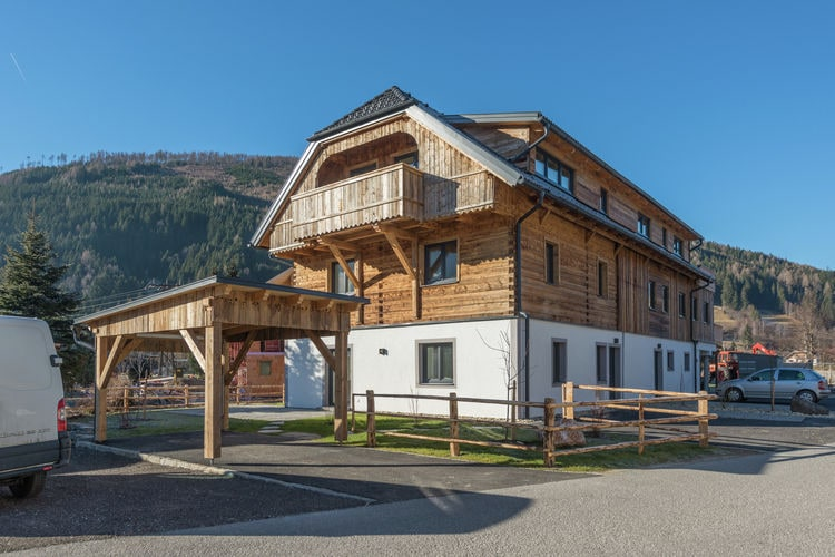 Holiday attached house Sankt michael im lungau
