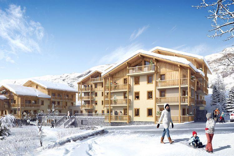 Vakantiewoning Frankrijk, Rhone-alpes, les Menuires Appartement FR-73440-227