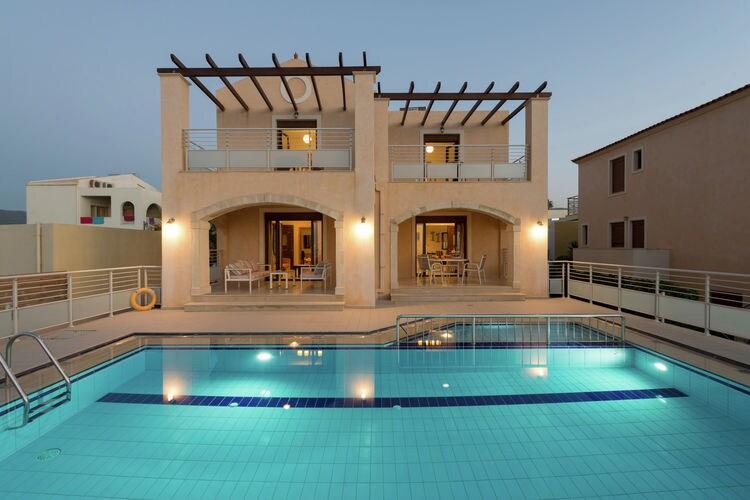 Villa Griekenland, kreta, Perivolia Villa GR-74100-76