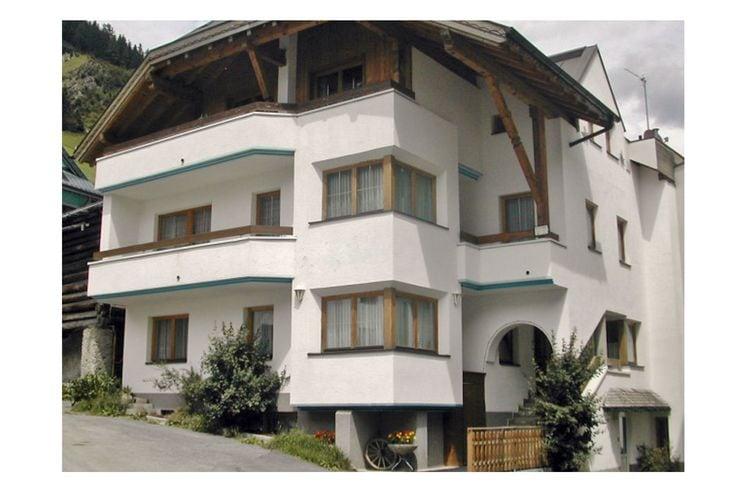 Ischgl Appartement 6 Silvretta Arena Ischgl-Samnaun Tyrol Austria