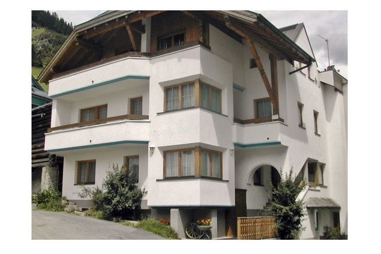 Ischgl Appartement 7 Silvretta Arena Ischgl-Samnaun Tyrol Austria