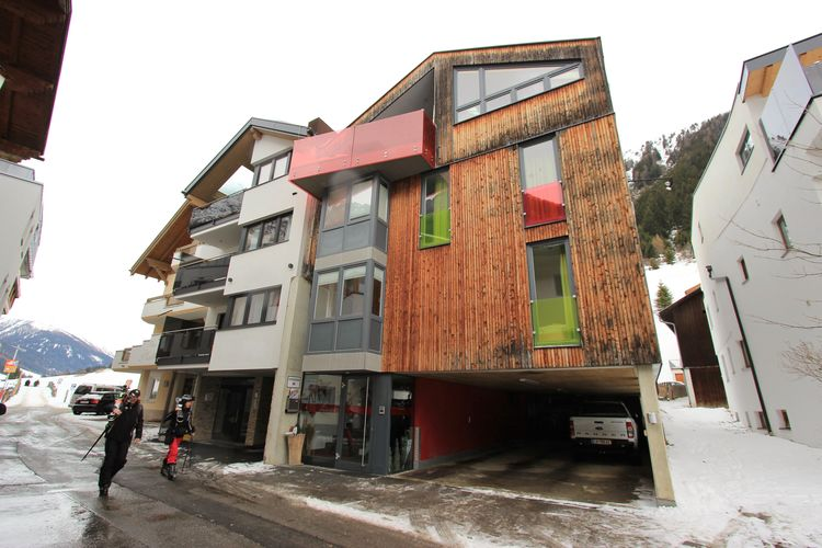 Ischgl Appartement Linda - Apartment - Ischgl