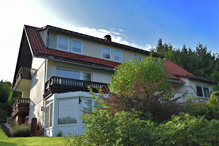 Duitsland | Berlijn | Vakantiehuis te huur in Wieda   met wifi 15 personen