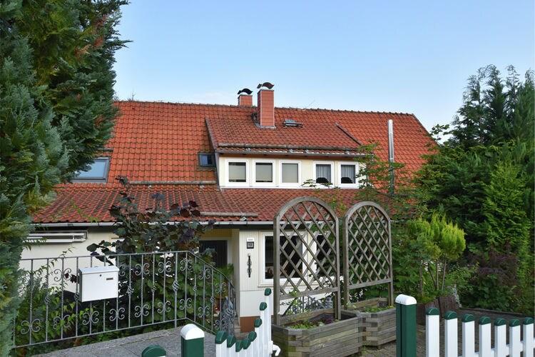 vakantiehuis Duitsland, Berlijn, Wieda vakantiehuis DE-37447-06