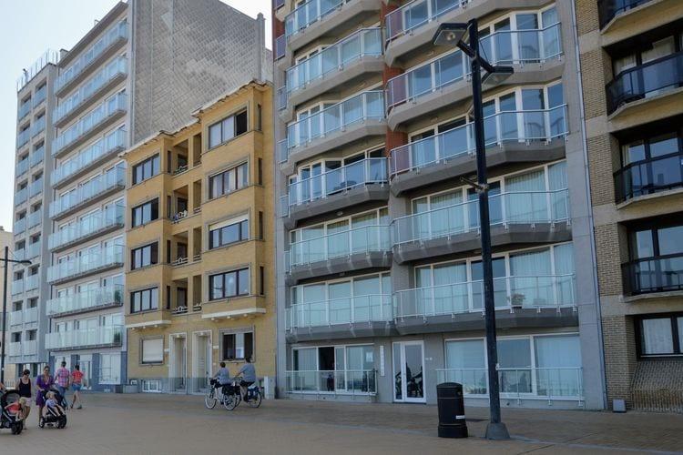 Vakantiewoning België, West Vlaanderen, Westende Appartement BE-8434-30