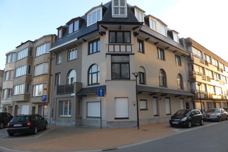 Appartement huren in Westende -   met wifi  voor 2 personen  Romantiek troef op deze lichtrijke..