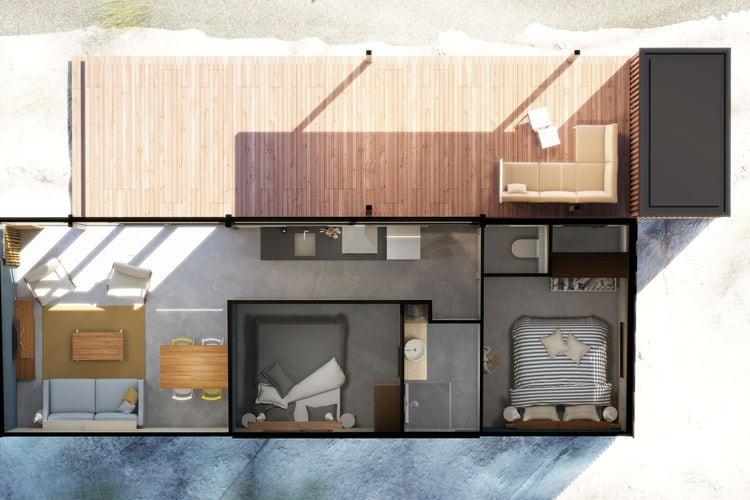 Ferienhaus Sea Lodge Ameland comfort huisdiervrij (2284185), Hollum, Ameland, Friesland (NL), Niederlande, Bild 9