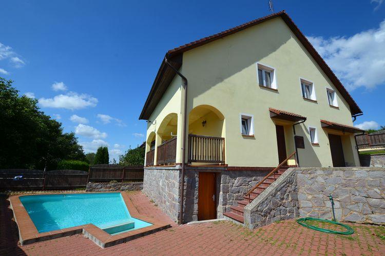 vakantiehuis Tsjechië, Oost-Bohemen, Sloupnice vakantiehuis CZ-56553-01
