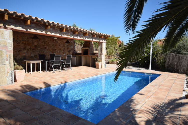 Villa Spanje, Costa Brava, Calonge Villa ES-17251-56