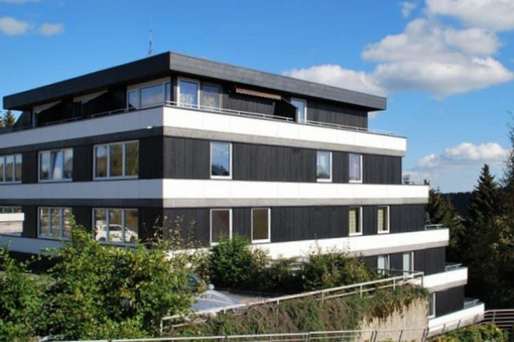 Appartement met zwembad met wifi  WinterbergAm Waltenberg 70-O