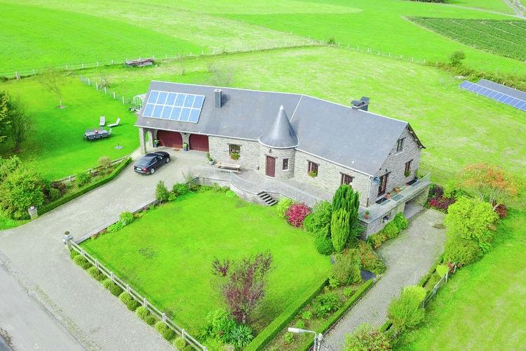 Belgie | Namen | Villa te huur in Bievre   met wifi 9 personen