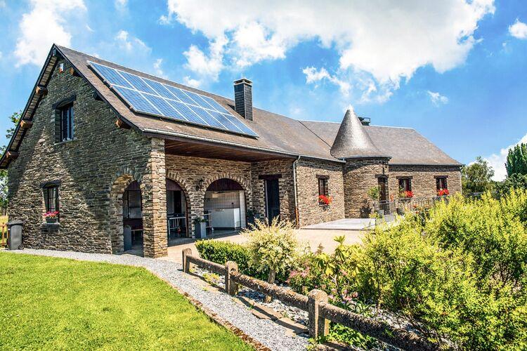 Vakantiehuizen Belgie | Namen | Villa te huur in Bievre   met wifi 9 personen