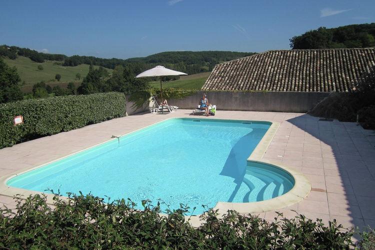 Vakantiehuizen St-Amans-Du-Pech te huur St-Amans-Du-Pech- FR-82150-01A met zwembad  met wifi te huur