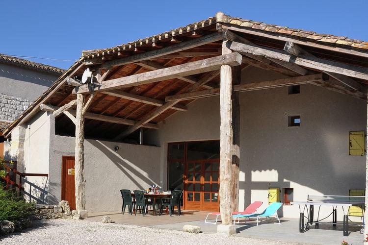 Villa Frankrijk, Midi-Pyrenees, St-Amans-Du-Pech Villa FR-82150-01B