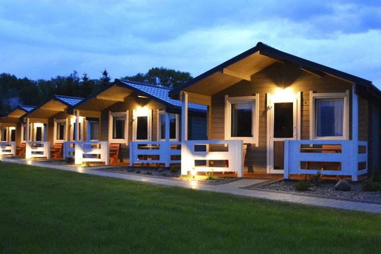 wepo Vakantiewoningen te huur Vrijstaande chalets in kleinschalig park, 200 meter van de zee en badplaats