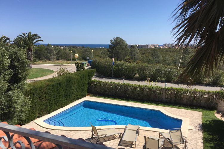Vakantiewoning Spanje, Costa Dorada, Miami Platja Villa ES-00027-87