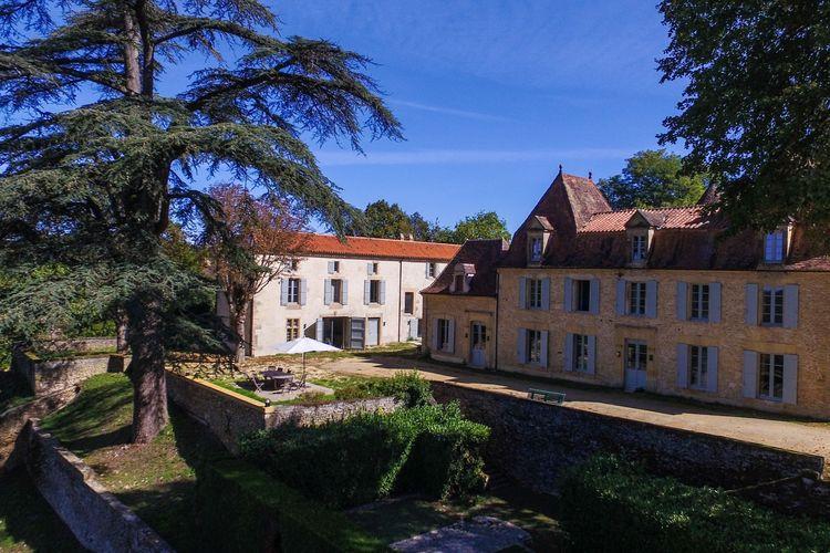 Vakantiehuis met zwembad met wifi  DordogneLa Dépendance
