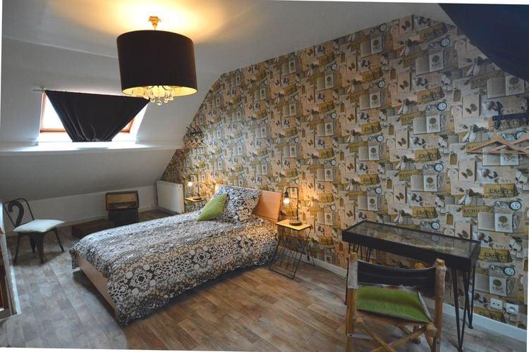 vakantiehuis België, West Vlaanderen, Le Bizet vakantiehuis BE-7783-03