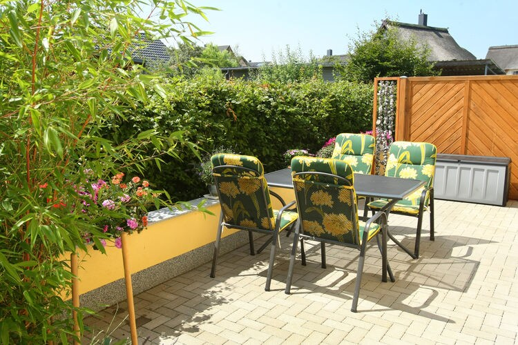Duitsland | Ostsee | Vakantiehuis te huur in Borgerende   met wifi 4 personen