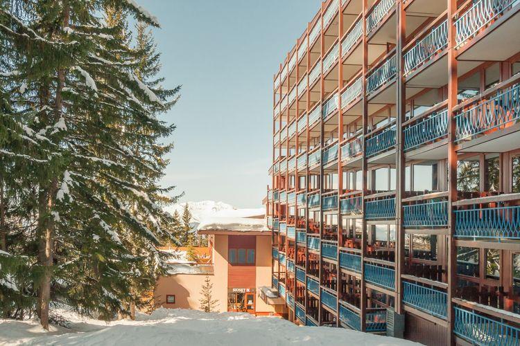 Vakantiehuizen Frankrijk | Rhone-alpes | Appartement te huur in Arc-1800   met wifi 4 personen