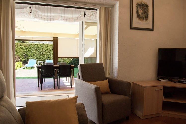 vakantiehuis Spanje, Costa Brava, L