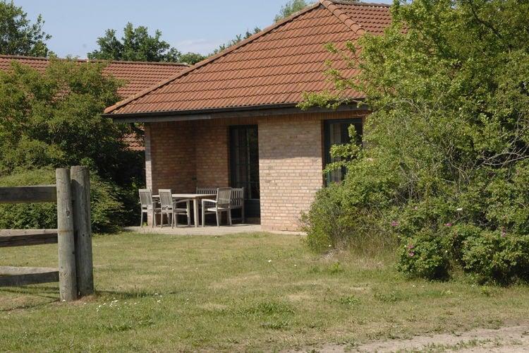Vakantiehuis  met wifi  Ribnitz-Damgarten  4-Raum-Ferienhaus