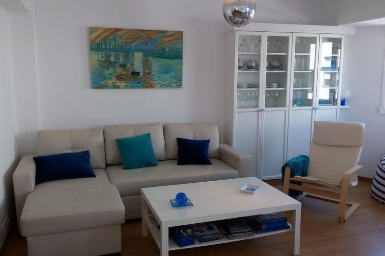 Appartement  met wifi  Santa-Cristina-A-CoruaPlaya Santa Cristina