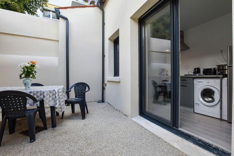 Frankrijk | Cote-Atlantique | Vakantiehuis te huur in Rochefort   met wifi 4 personen