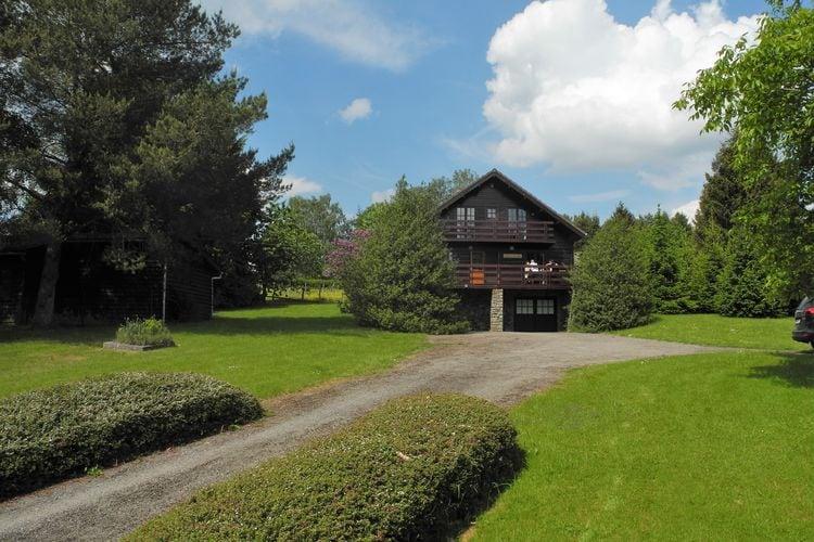 Vakantiewoning België, Luxemburg, Saint-Hubert Chalet BE-0008-56