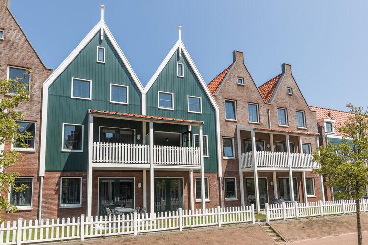 Vakantiehuizen Nederland | Noord-Holland | Vakantiehuis te huur in Volendam met zwembad  met wifi 6 personen