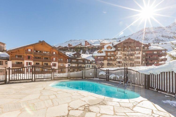 Vakantiehuizen Frankrijk | Rhone-alpes | Appartement te huur in Arc-1950 met zwembad  met wifi 6 personen