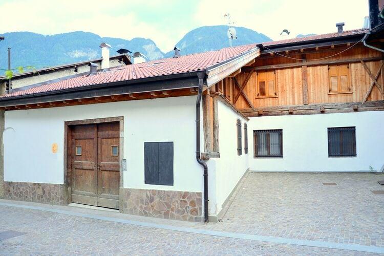 Italie | Trentino-alto-adige | Vakantiehuis te huur in Monclassico   met wifi 8 personen