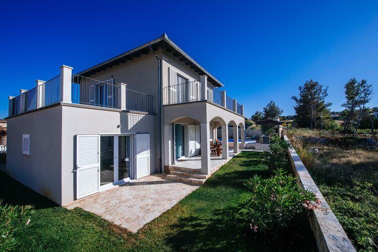 Villa Kroatië, Dalmatie, Vir Villa HR-00008-04
